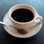 Kaffekopp. Å produsere en kopp med svart kaffe krever 140 liter vann