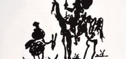 Pablo Picassos Don Quixote