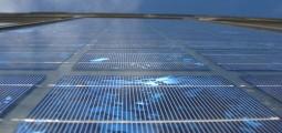 Solceller. Foto Andreas Lea