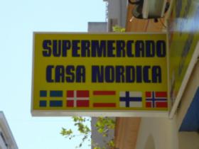 Supermercado Casa Nordica