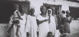 Kvinner i slekten Baghère