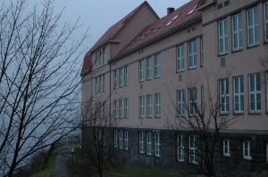 Rothaugen skule frå 1912. Foto: Lena S. Kirkebø