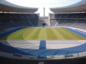 Olympiastadion i Berlin anno 2006.