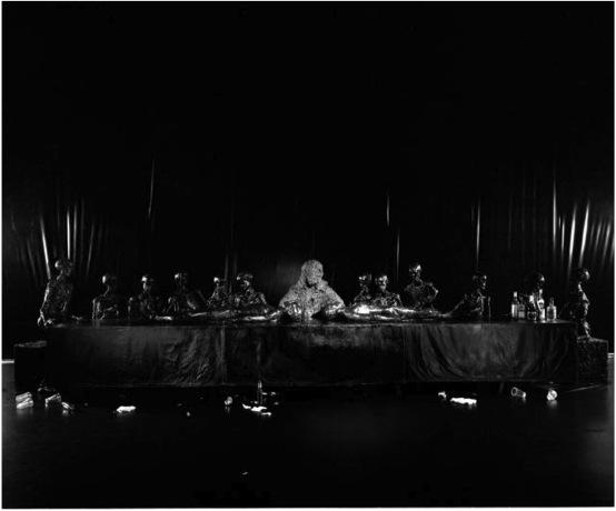 "Terence Koh, ""God"" 2007. Foto: (C) Terence Koh"