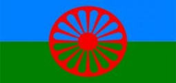 Romfolkets flagg