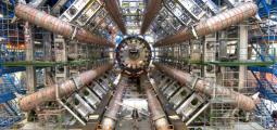 ATLAS-detektoren. Foto: The ATLAS collaboration