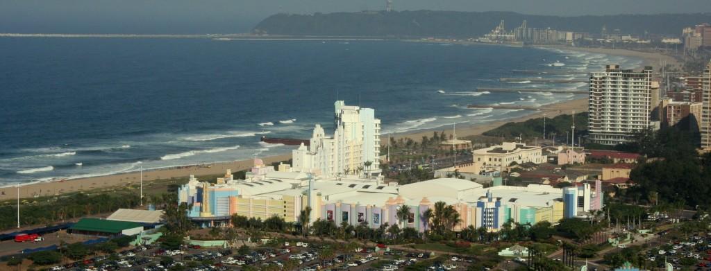 Et kasino i Sør-Afrika