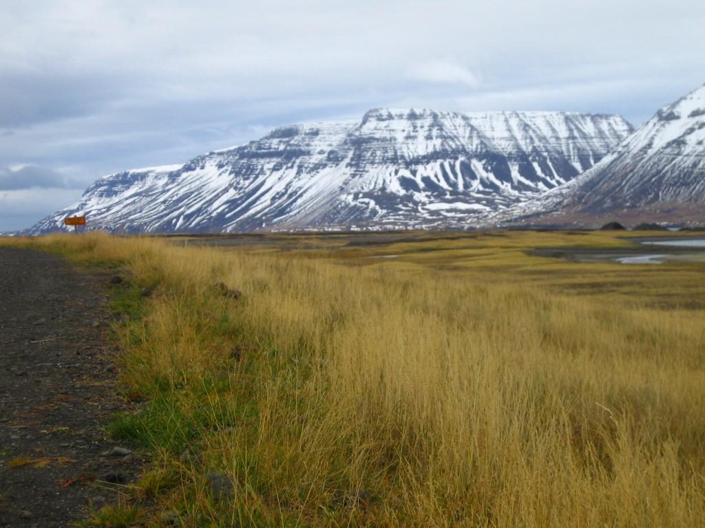 Islendingene levde og drømte i isolerte fjelldaler som her i Haukadalur, Foto: Caline Tromp