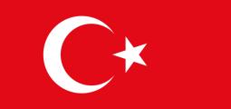Det tyrkiske flagg