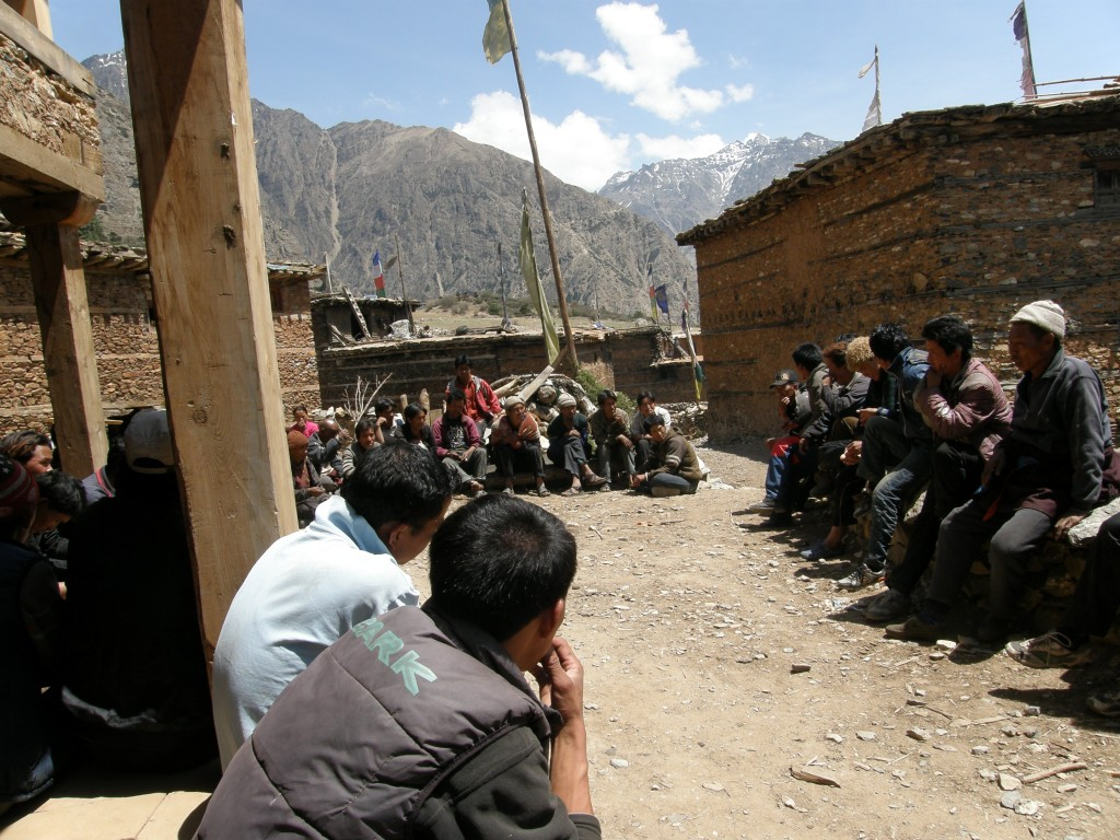 Ringmo, Nepal. Foto: Roy-Arne Varsi