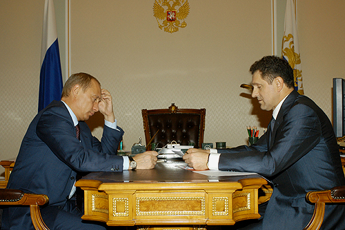 Putin og Volkov