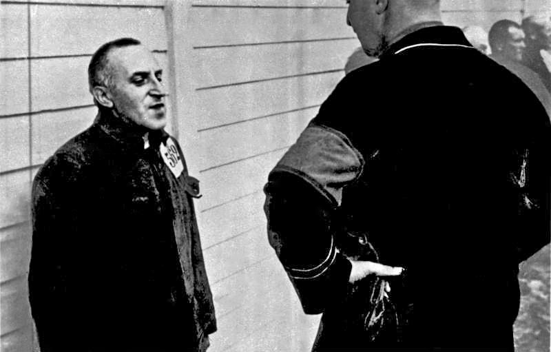 Carl von Ossietzky i KZ