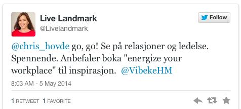 Tweet av Live_Landmark