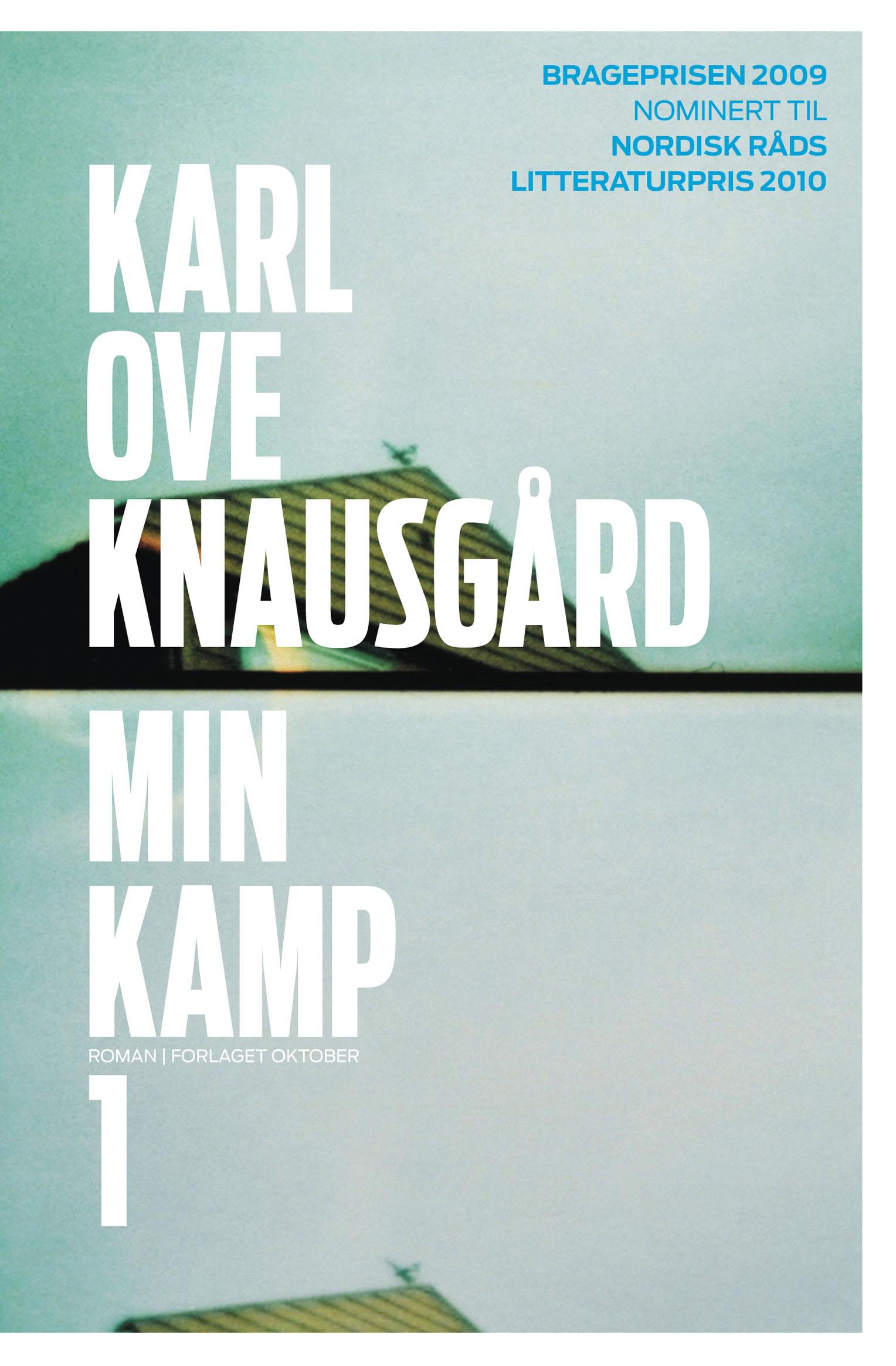 """Første bok i """"Min Kamp"""" ble utgitt i 2009. Faksimile, Forlaget Oktober."""