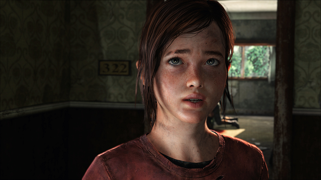 "Kvinnelige dataspillere en en relativt underutforsket gruppe. Illustrasjon: ""The Last of Us"" - Naughty Dog"