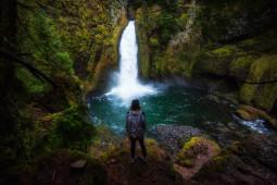 Antiturist? Dersom du søker på «traveller» på Google eller Flickr er det denne typen bilder som dukker opp. Foto: Michael Matti / Flickr Creative Commons.