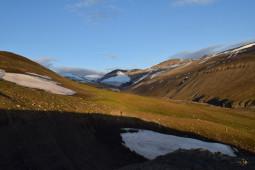 Flowerdalen på Svalbard er et av de vakreste stedene jeg kan tenke meg. Foto: Victoria Engelschiøn Nash.