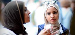 muslimske kvinner – forside alt.