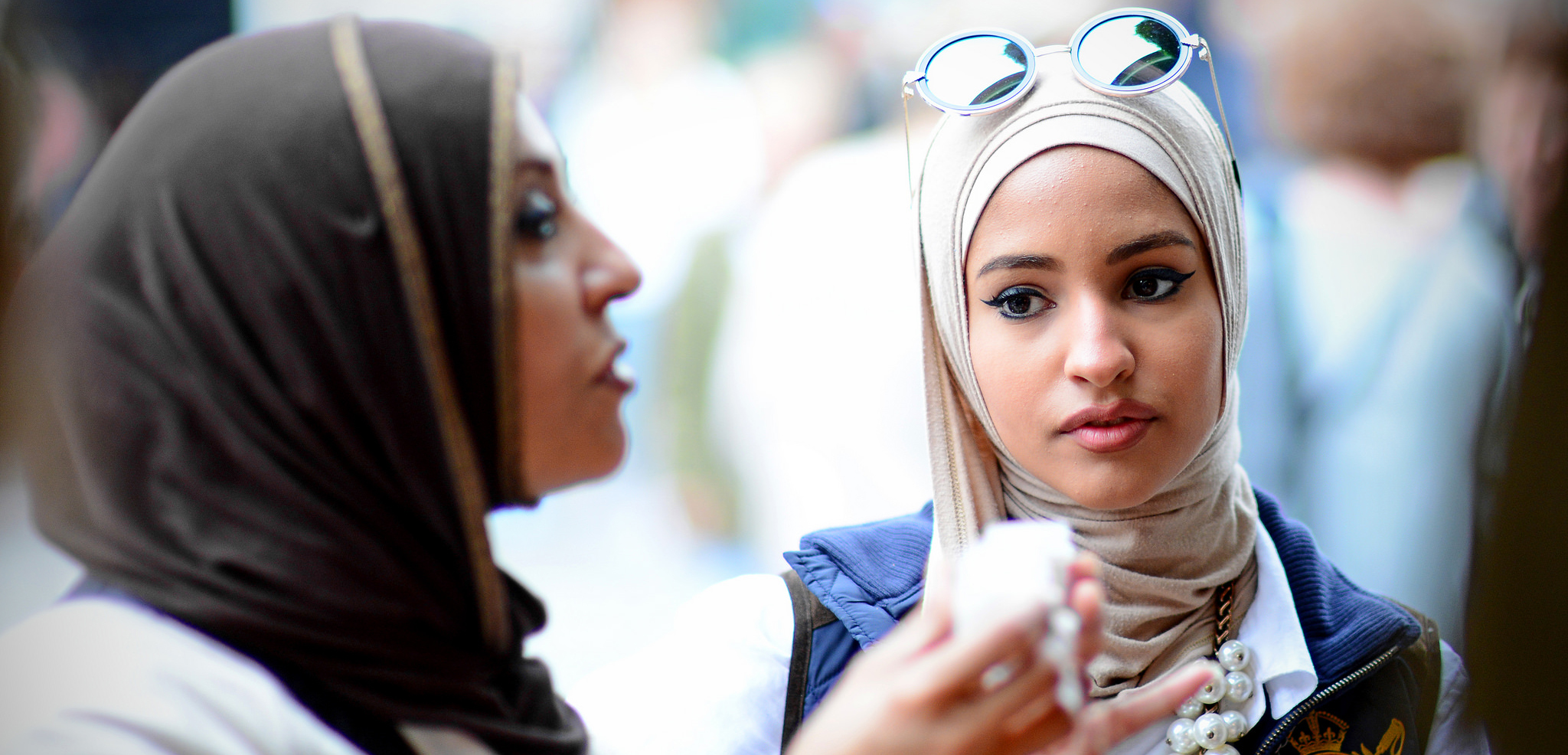 Møt muslimske kvinner
