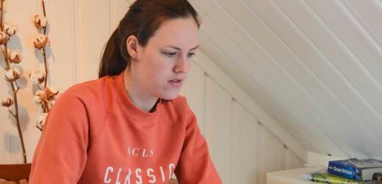 Helene studentblogger