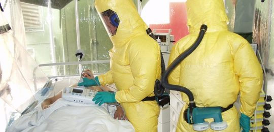 Ebolaepidemien 2014