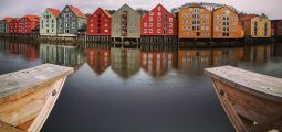 Trondheim unsplash.com